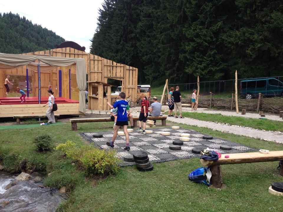 Obrovo - zábavný areál pre deti