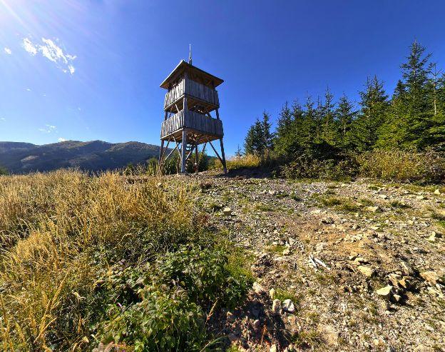 Vyhliadková veža, Demänovská dolina