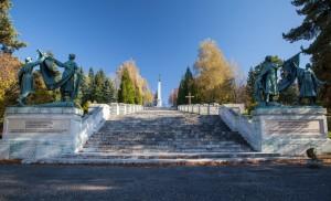 Pamätník, Háj, Liptovský Mikuláš